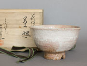 Teeschale Eisen Watanabe Tea Bowl Chado Japan