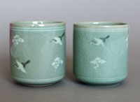 Celadon Living National Treasure Korea